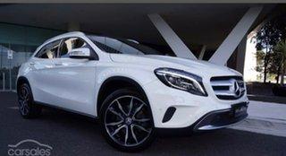 2015 Mercedes-Benz GLA-Class X156 805+055MY GLA250 DCT 4MATIC 7 Speed Sports Automatic Dual Clutch.