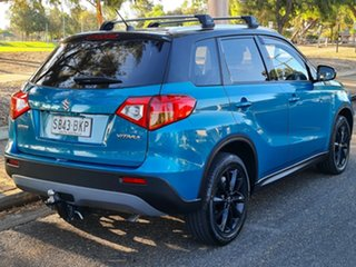2016 Suzuki Vitara LY RT-S 2WD Blue 6 Speed Sports Automatic Wagon