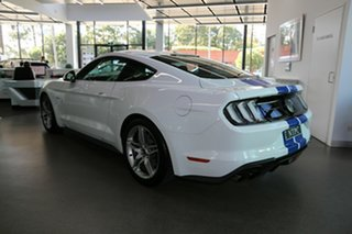 2020 Ford Mustang FN 2020MY GT White 6 Speed Manual Fastback
