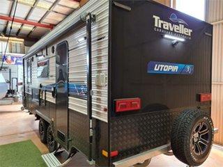 2021 Traveller UTOPIA Caravan.