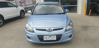 2011 Hyundai i30 FD MY11 SX Clean Blue 4 Speed Automatic Hatchback