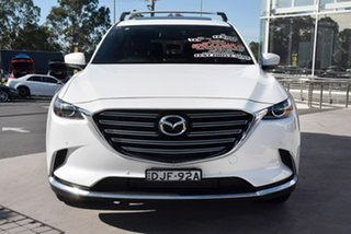 2016 Mazda CX-9 TC GT SKYACTIV-Drive i-ACTIV AWD Snowflake White 6 Speed Sports Automatic Wagon