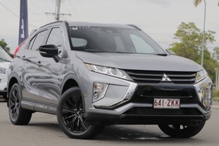 2019 Mitsubishi Eclipse Cross YA MY20 Black Edition 2WD Titanium 8 Speed Constant Variable Wagon.