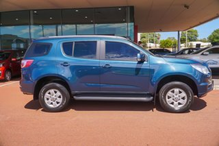 2016 Holden Colorado 7 RG MY16 LT Blue 6 Speed Sports Automatic Wagon