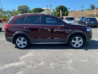 2014 Holden Captiva CG MY14 7 AWD LTZ Maroon 6 Speed Sports Automatic Wagon.