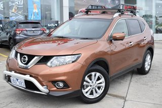 2014 Nissan X-Trail T32 ST-L X-tronic 4WD Gold 7 Speed Constant Variable Wagon