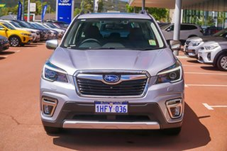 2020 Subaru Forester S5 2.5I-S Silver Constant Variable SUV.