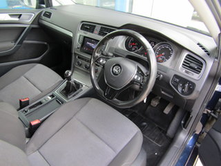 2013 Volkswagen Golf VII 90TSI 6 Speed Manual Hatchback