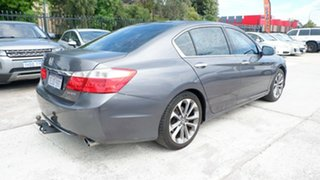2013 Honda Accord 9th Gen MY13 V6L Silver 6 Speed Sports Automatic Sedan