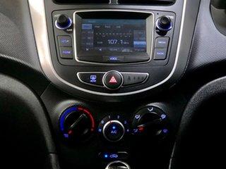 2018 Hyundai Accent RB6 MY18 Sport Blue 6 Speed Sports Automatic Sedan