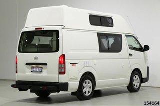 2016 Toyota HiAce TRH201R MY16 LWB White 6 Speed Automatic Van