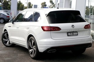 2020 Volkswagen Touareg CR MY20 190TDI Tiptronic 4MOTION Premium White 8 Speed Sports Automatic.