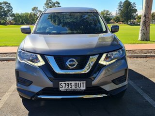 2017 Nissan X-Trail T32 Series II TS X-tronic 4WD Gun Metal 7 Speed Constant Variable Wagon.