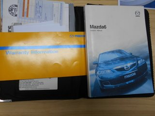 2006 Mazda 6 GG1032 Luxury Sports Black 5 Speed Sports Automatic Hatchback