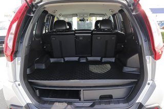2011 Nissan X-Trail T31 Series IV ST-L Brilliant Silver 1 Speed Constant Variable Wagon
