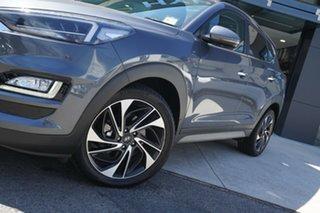 2020 Hyundai Tucson TL3 MY21 Highlander AWD Pepper Gray 8 Speed Sports Automatic Wagon.
