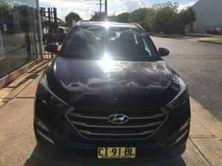 2016 Hyundai Tucson TL Active Black Sports Automatic.