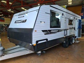 2021 Traveller Prodigy Caravan.
