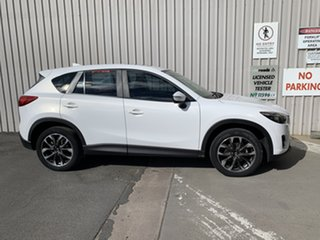 2016 Mazda CX-5 KE1032 Akera SKYACTIV-Drive i-ACTIV AWD 6 Speed Sports Automatic Wagon