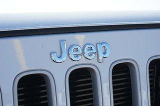 2017 Jeep Wrangler JK MY17 Overland White 5 Speed Automatic Hardtop