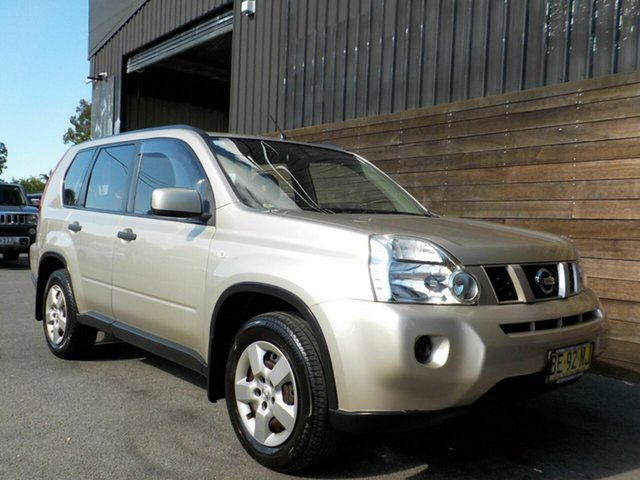 Used Nissan X-Trail T31 MY10 ST Labrador, 2009 Nissan X-Trail T31 MY10 ST Gold 1 Speed Constant Variable Wagon