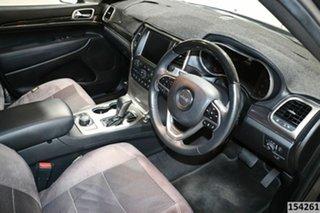 2018 Jeep Grand Cherokee WK MY18 Overland (4x4) Grey 8 Speed Automatic Wagon