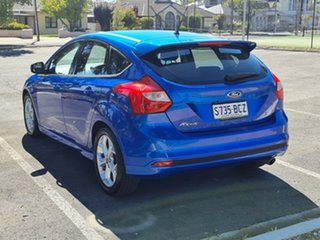 2014 Ford Focus LW MkII Sport Blue 5 Speed Manual Hatchback