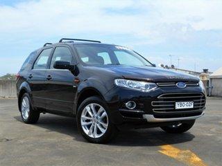2013 Ford Territory SZ TS Seq Sport Shift AWD Black 6 Speed Sports Automatic Wagon.