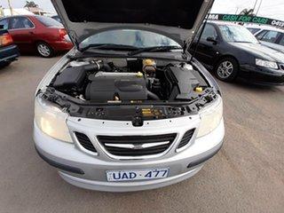 2005 Saab 9-3 440 MY2005 Aero Sport Silver 5 Speed Sports Automatic Sedan