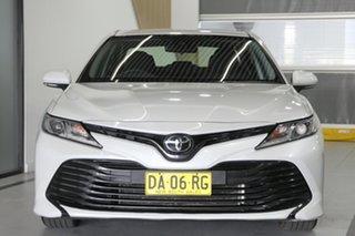 2019 Toyota Camry ASV70R MY19 Ascent White 6 Speed Automatic Sedan
