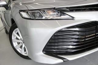 2019 Toyota Camry ASV70R Ascent Silver Pearl 6 Speed Automatic Sedan.