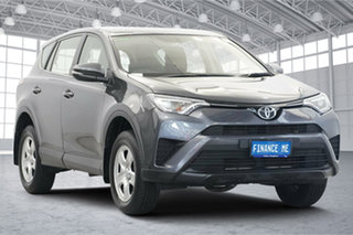 2016 Toyota RAV4 ASA44R GX AWD Graphite 6 Speed Sports Automatic Wagon.