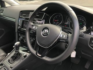 2013 Volkswagen Golf VII MY14 110TDI DSG Highline White 6 Speed Sports Automatic Dual Clutch
