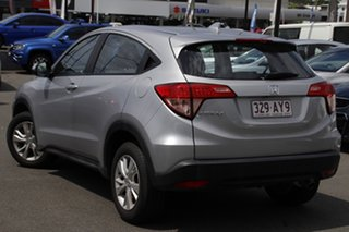 2015 Honda HR-V MY15 VTi Silver 1 Speed Constant Variable Hatchback.