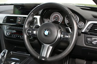 2013 BMW 4 Series F32 428i Sport Line Grey 8 Speed Sports Automatic Coupe