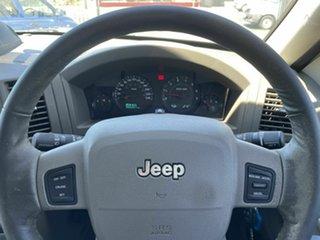 2007 Jeep Grand Cherokee WH MY2007 Laredo Gold 5 Speed Automatic Wagon