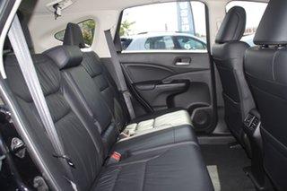 2012 Honda CR-V RM VTi-L 4WD Black 5 Speed Automatic Wagon