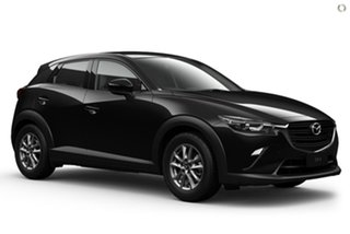 2020 Mazda CX-3 DK2W7A Maxx SKYACTIV-Drive FWD Sport LE Black 6 Speed Sports Automatic Wagon