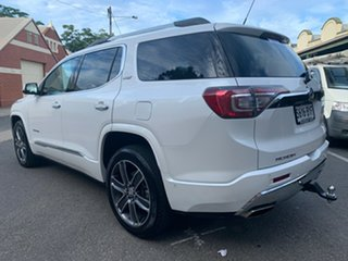 2018 Holden Acadia AC MY19 LTZ-V AWD White 9 Speed Sports Automatic Wagon