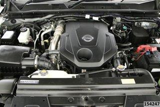 2018 Nissan Navara D23 Series III MY18 ST (4x4) Black Edition Silver 7 Speed Automatic