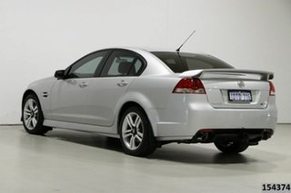 2008 Holden Commodore VE MY08 SV6 Silver 6 Speed Manual Sedan