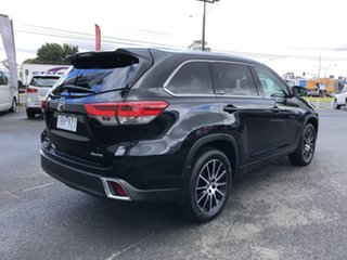 2019 Toyota Kluger GSU50R Grande 2WD Eclipse Black 8 Speed Sports Automatic Wagon