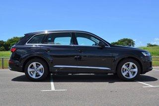 2019 Audi Q7 4M MY20 45 TDI Tiptronic Quattro Black 8 Speed Sports Automatic Wagon.