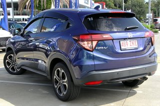 2015 Honda HR-V MY15 VTi-L Blue 1 Speed Constant Variable Hatchback.