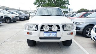 2003 Ford Courier PG XLT Crew Cab 4x2 Silver 5 Speed Manual Utility.