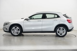2016 Mercedes-Benz GLA-Class X156 806MY GLA200 d DCT Silver 7 Speed Sports Automatic Dual Clutch.