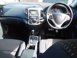 2007 Hyundai i30 FD SLX Grey 4 Speed Automatic Hatchback