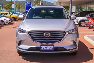 2020 Mazda CX-9 TC GT SKYACTIV-Drive Silver 6 Speed Sports Automatic Wagon
