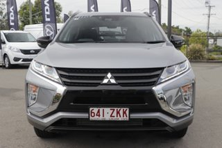 2019 Mitsubishi Eclipse Cross YA MY20 Black Edition 2WD Titanium 8 Speed Constant Variable Wagon