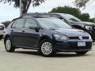 2013 Volkswagen Golf VII 90TSI 6 Speed Manual Hatchback.
